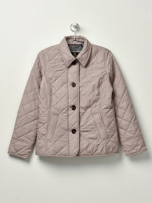 BARBOUR FORTH QUILT_LT TRENCH
