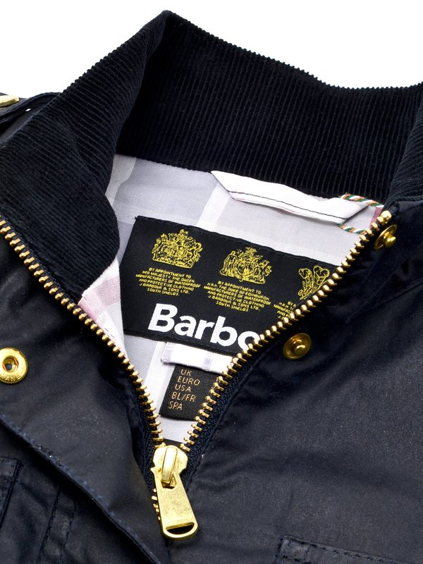 Barbour Mackay Wax