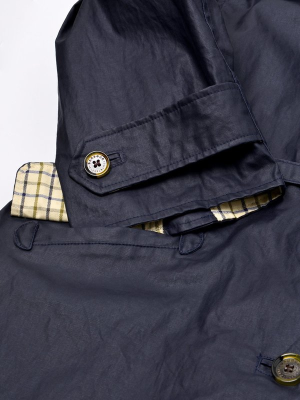 Barbour Mildred Casual_Navy