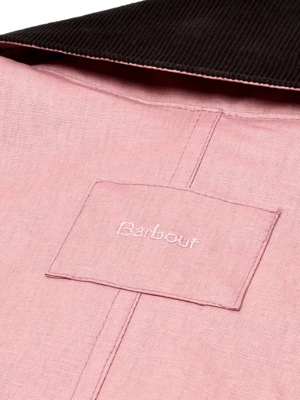 Barbour Mildred Casual_Nude Pink