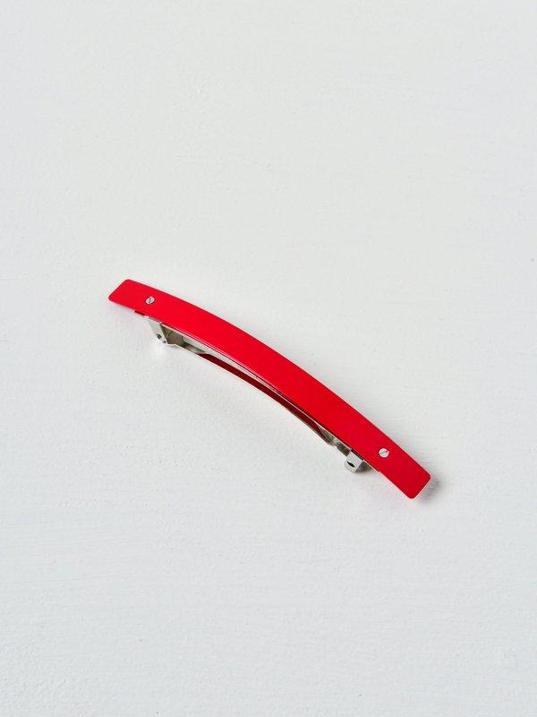 Barrette 021 XL rouge fuschia / fuschia red