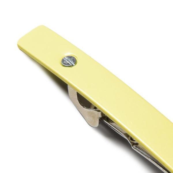 Barrette 021 XS jaune / yellow