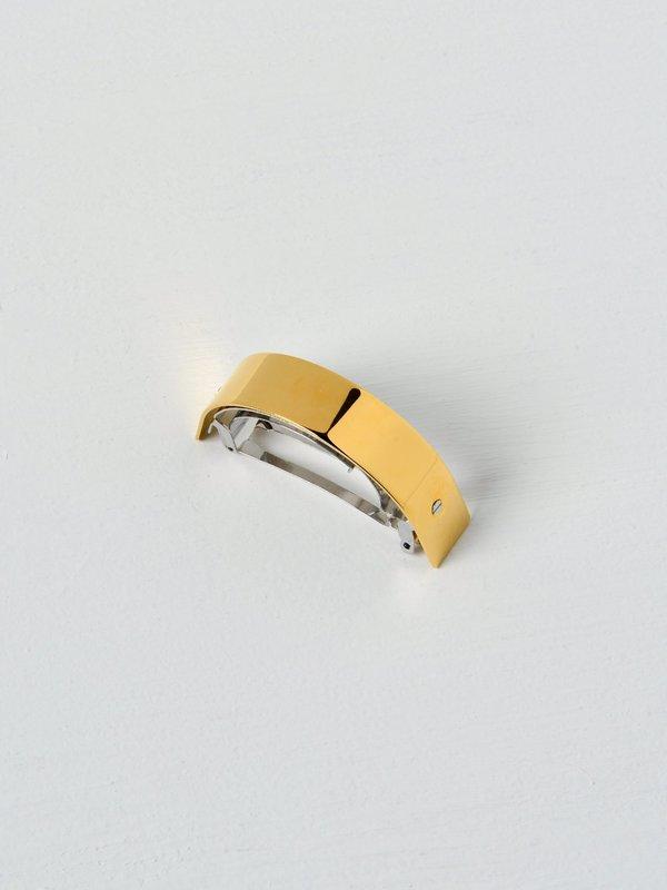Barrette 046 or / gold