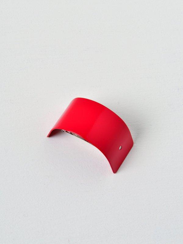Barrette 047 rouge fuschia / fuschia red