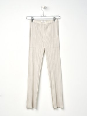 BASIC CROPPED PANTS_BEIGE