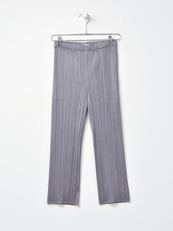 BASIC CROPPED PANTS_GRAY
