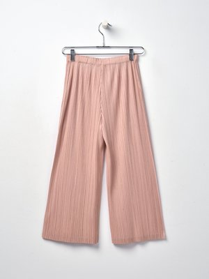 BASIC CROPPED PANTS_PEACH