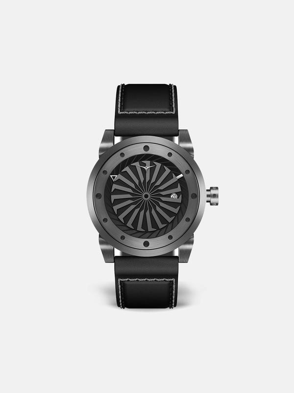 Zinvo Blade Watch - Gunmetal