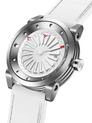 Zinvo Blade Magic Watch - Brushed Silver