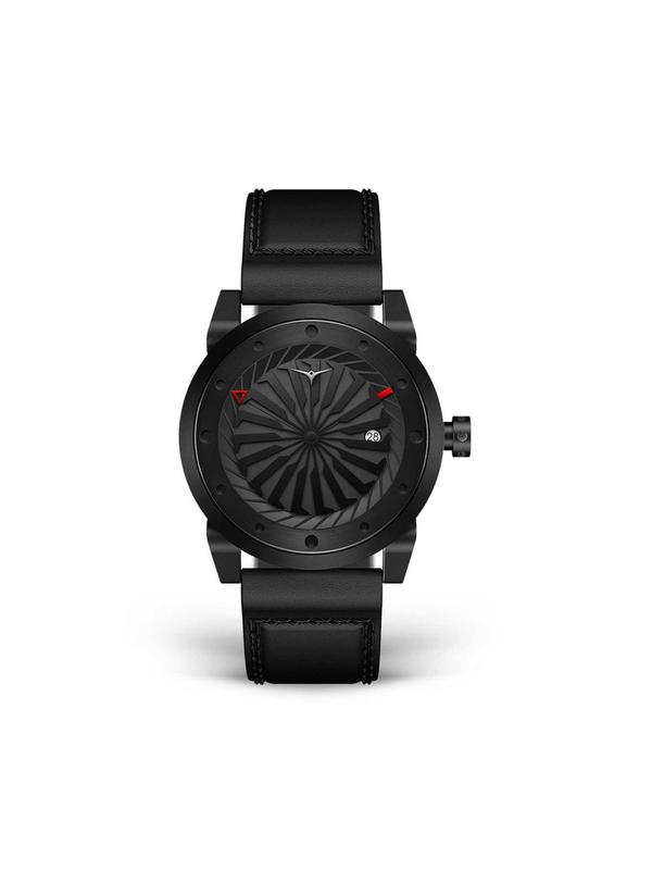 Zinvo Blade Phantom Watch - Matte Black