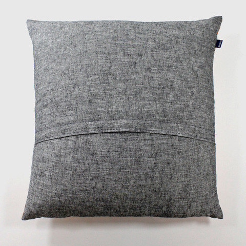 Kiriko - Navy Sashiko Pillow