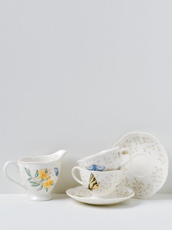 Butterfly Meadow Tea Set 9 piece