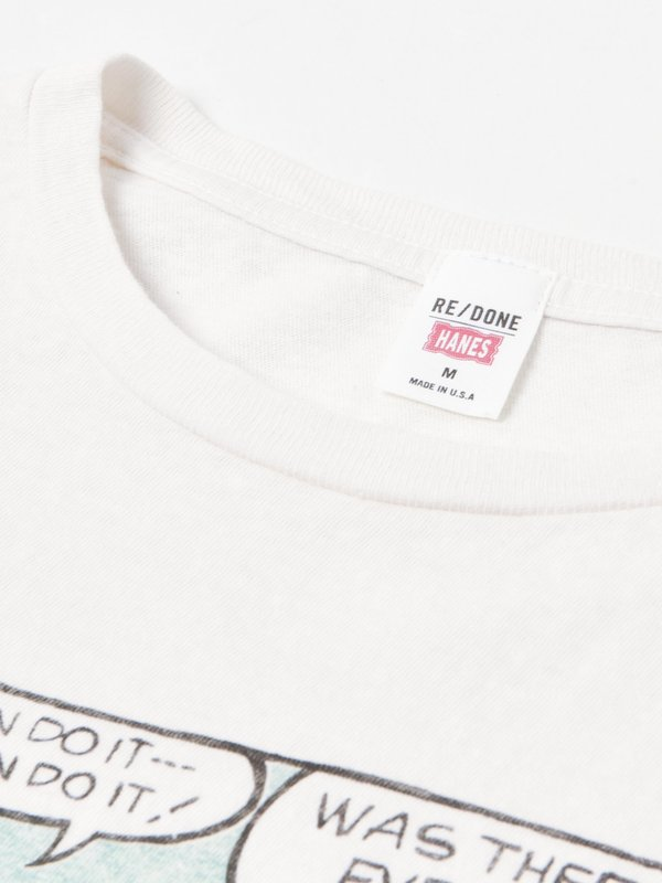 CLASSIC TEE _WE CAN DO IT_VINTAGE WHITE