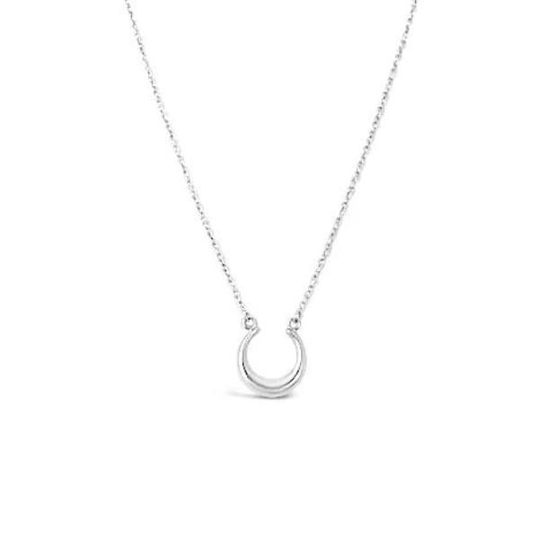 Sierra Winter Jewelry Lady Luck Necklace - Sterling Silver
