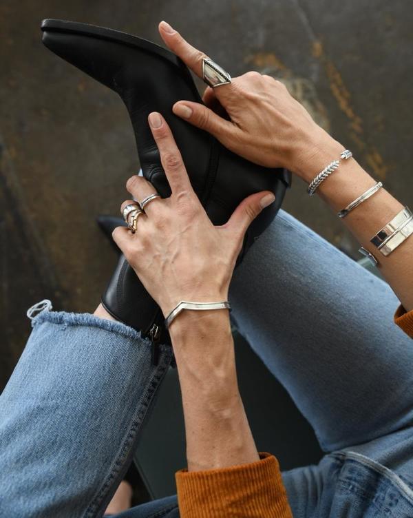 Sierra Winter Jewelry Phoenix Bracelet - Sterling Silver