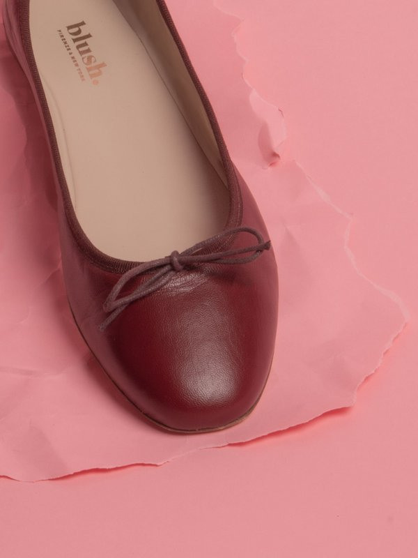 blush. Crosby Flat - Bordeaux
