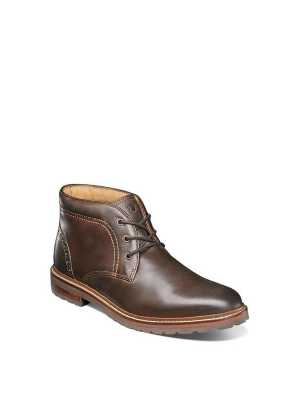 ESTABROOK PLAIN TOE CHUKKA BOOT
