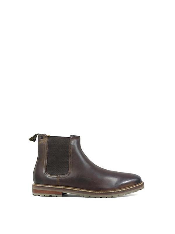Estabrook Plain Toe Gore Boot