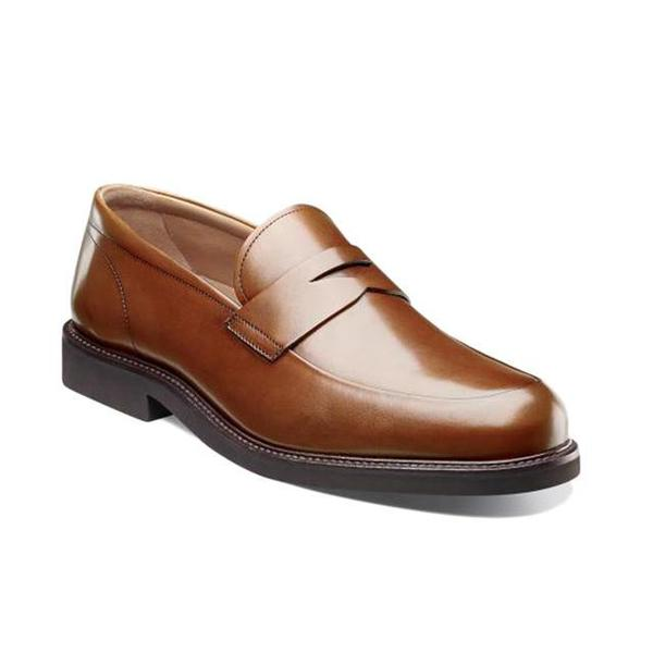 GALLO MOC TOE PENNY LOAFER