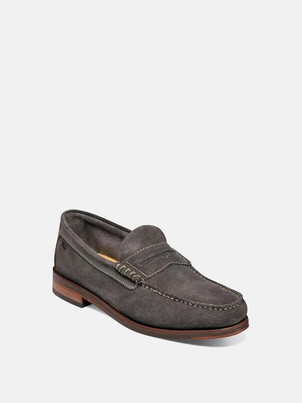 HEADS UP MOC TOE PENNY LOAFER