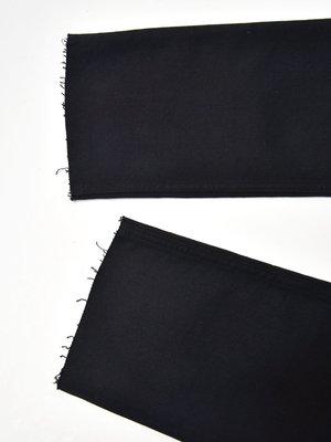HIGH RISE STOVE PIPE _JET BLACK