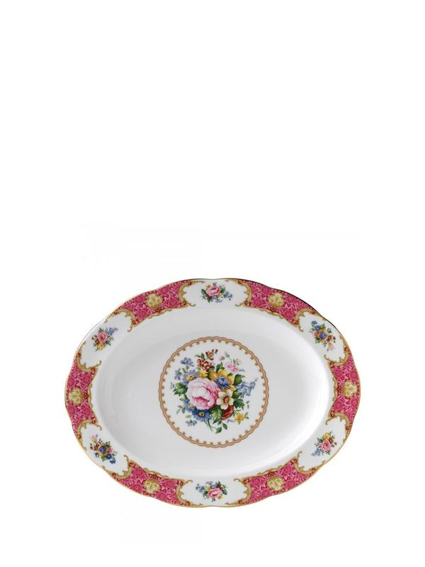 Lady Carlyle Platter