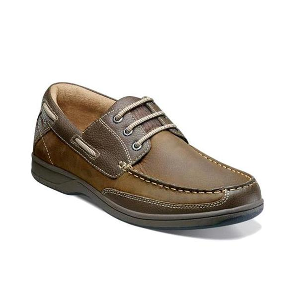 LAKESIDE OXFORD BOAT SHOE