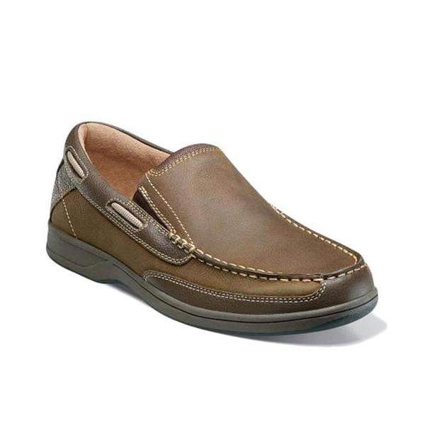 LAKESIDE SLIP ON BOAT SHOE