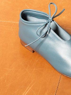 blush. flat shoe - Dusty Tulip
