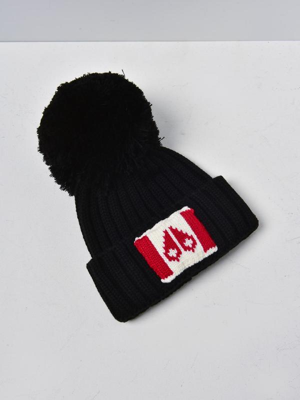 MOOSE FLAG TOQUE