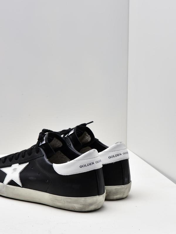 M_SNEAKERS SUPERSTAR_BLACK-WHITE STAR