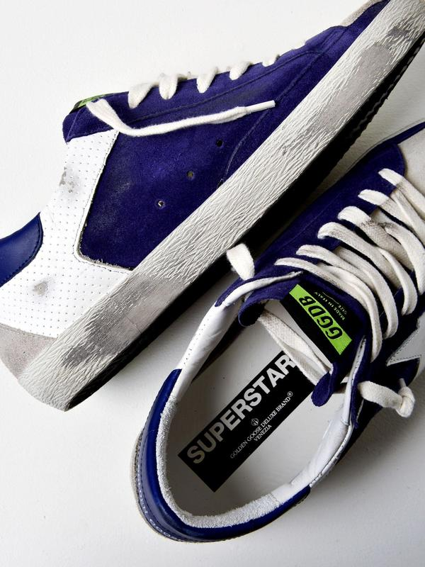 M_SNEAKERS SUPERSTAR_WHITE SPOT-NAVY SUEDE
