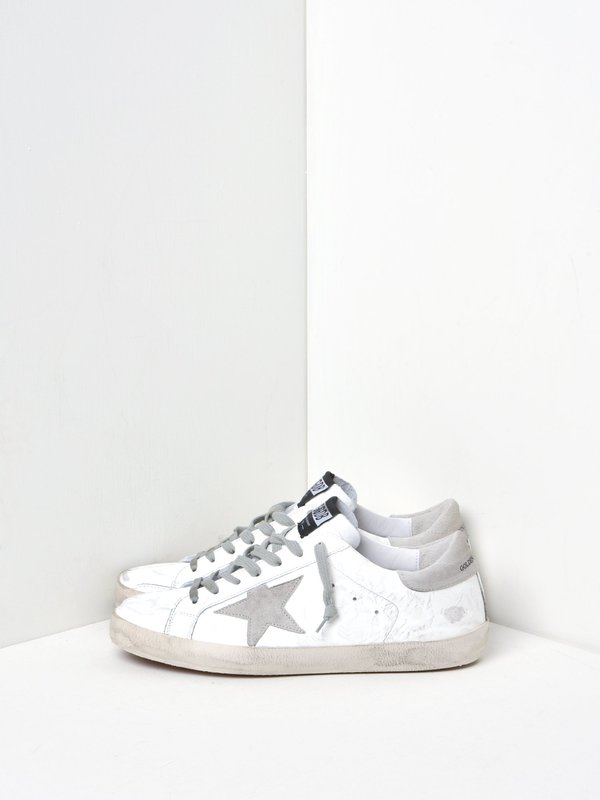 M_SNEAKERS SUPERSTAR_WHITE WAVE LEATHER-ICE STAR