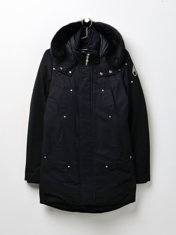 M_STIRLING PARKA_BLACK