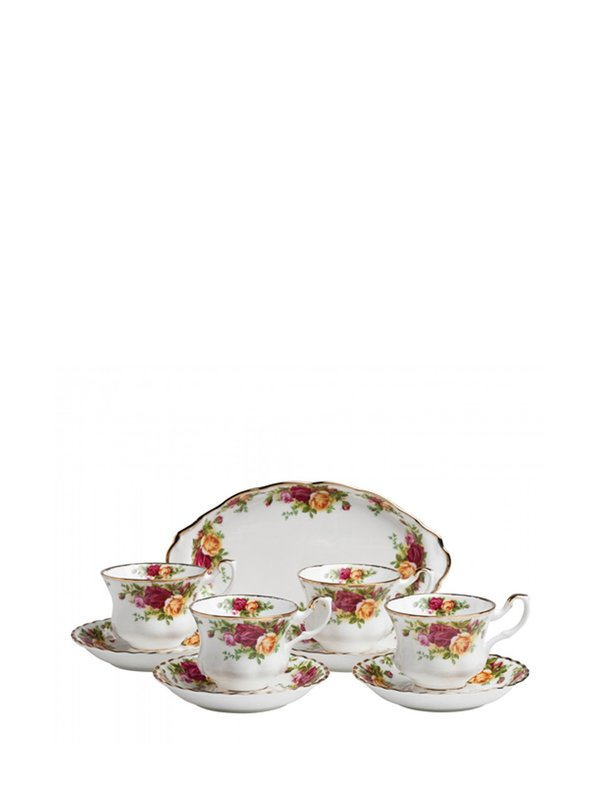 Old Country Roses 9-Piece Set