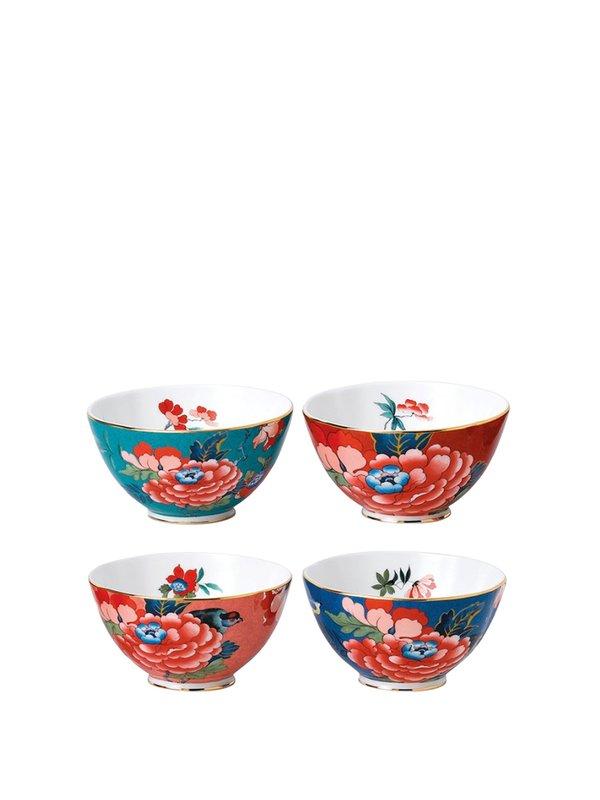 Paeonia Blush Bowl Set Of 4