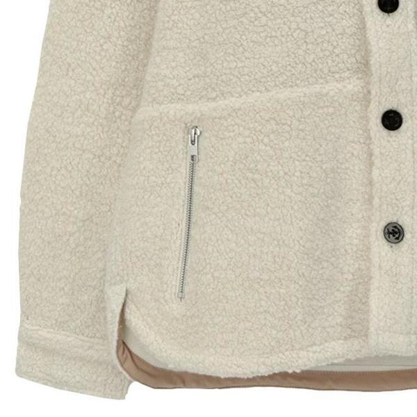 Pile CPO Jacket