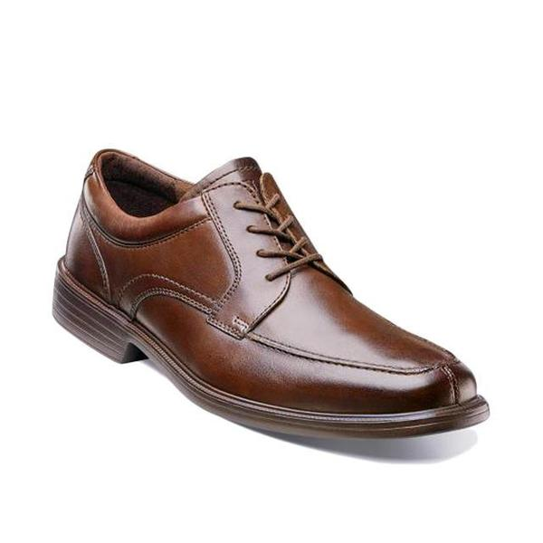Florsheim RALLY MOC TOE OXFORD - BROWN