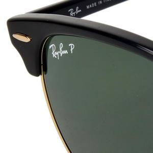 RB 3016 901/58 BLACK_polarizedGreen Classi 49 SIZE