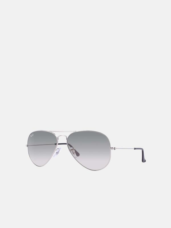 RB 3025 003/32 Silver_Light Grey Gradient 58 SIZE