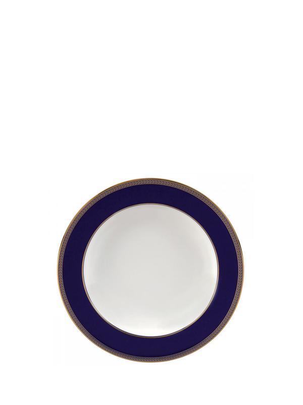 Renaissance Gold Rim Soup Bowl