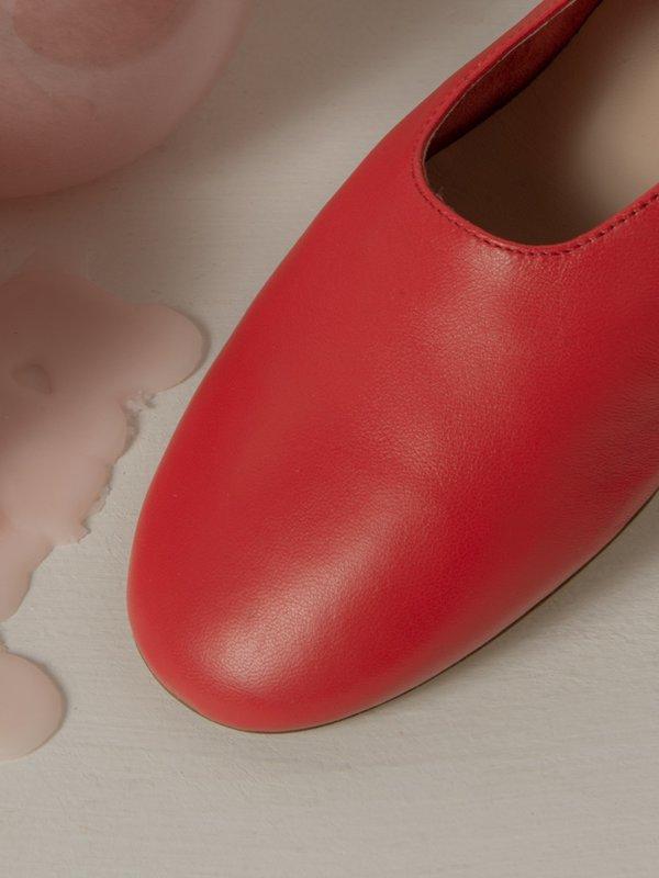 blush. Glove - Ribes