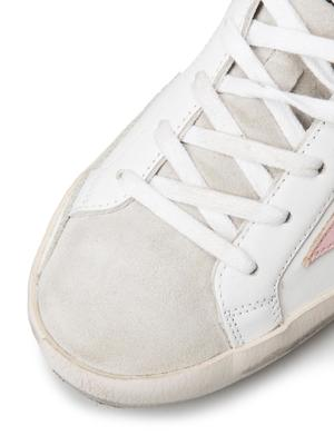 SNEAKERS SUPERSTAR_WHITE GOLD PINK STAR