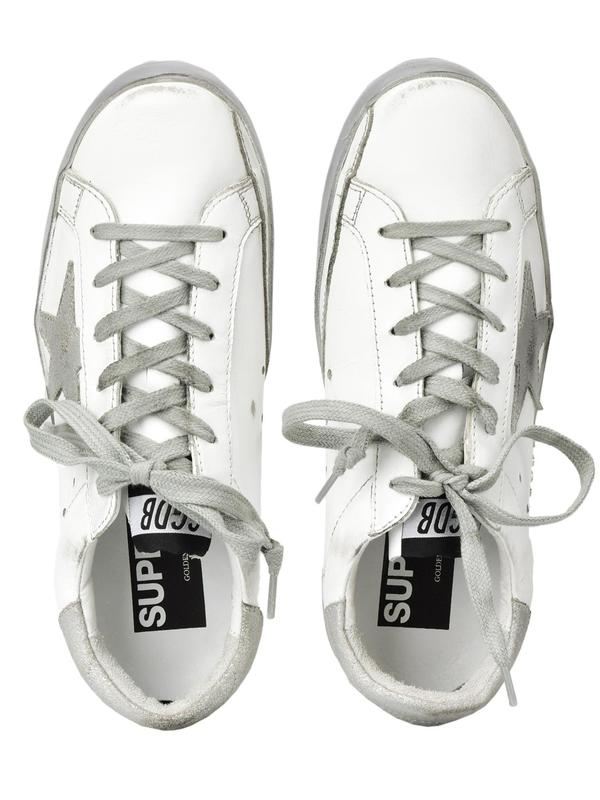 SNEAKERS SUPERSTAR_WHITE SILVER STAR