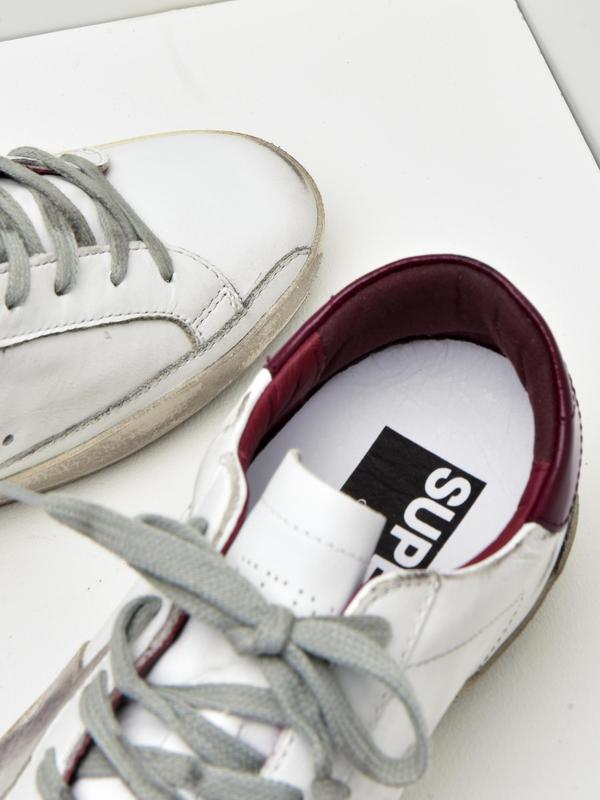 SNEAKERS SUPERSTAR_WHITE-CHERRY
