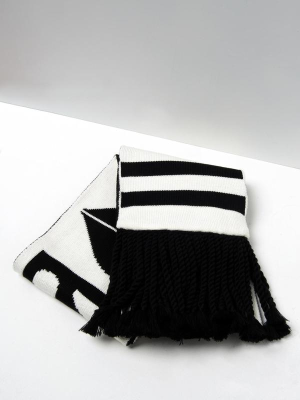 SORRY NOT SORRY SCARF_WHITE