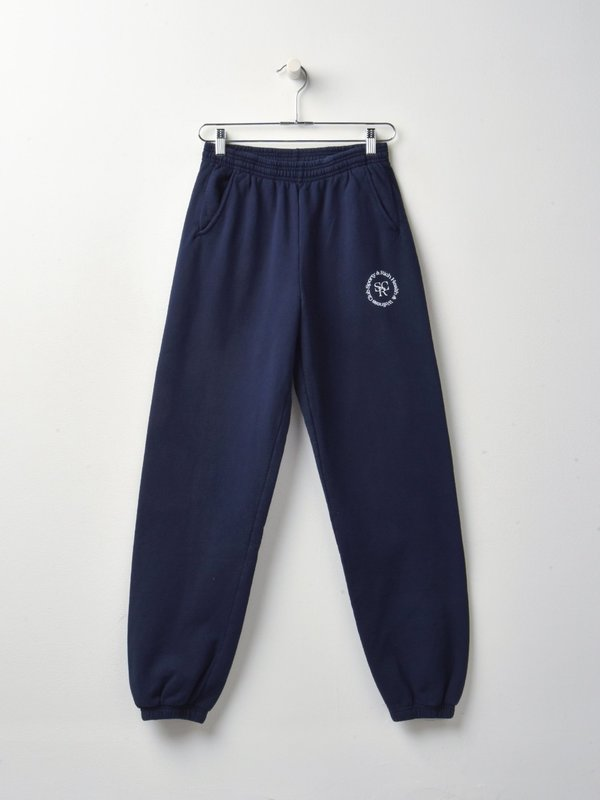 SRHWC Sweatpants_Navy/White