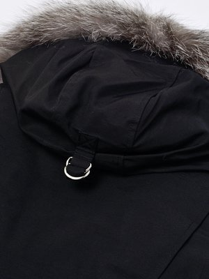 STIRLING PARKA_FROST FOX