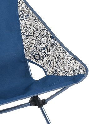 Sunset Chair_Blue Paisley_set of 2