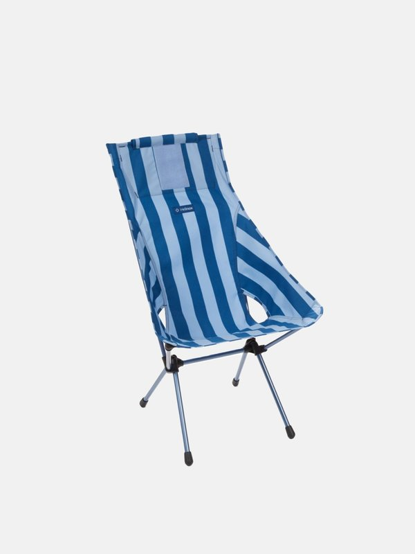 Sunset Chair_Blue Stripe